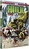 Image de Hulk vs Thor & Hulk vs Wolverine