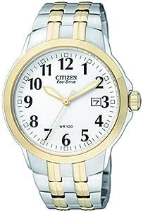 Citizen Men's BM7094-50A Classic Eco-Drive Watch