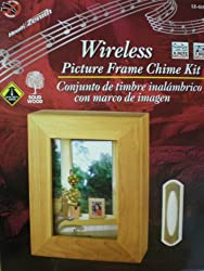 Heath Zenith LE-6146-A Wireless Picture Frame Chime Kit