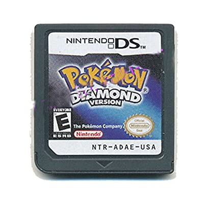 Pokemon Diamond Version Game Card for 3DS NDSI DSI DS Quality Assured