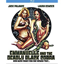 Emmanuelle and the Deadly Black Cobra (aka Black Cobra Woman) [Blu-ray]