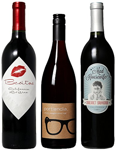 Rosy Red Valentine Mixed Pack (2Nd Edition), 3 X 750 Ml