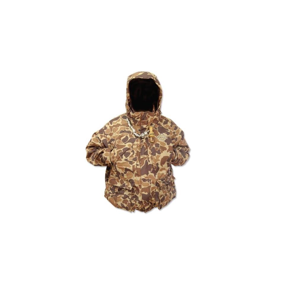 848c317f5eed2 Orvis Waterfowl 4 N 1 Wader Coat, Camouflage, Medium Grocery & Gourmet Food