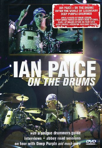 Paice Ian - On the drums