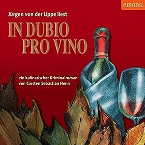 In dubio pro Vino Hörbuch