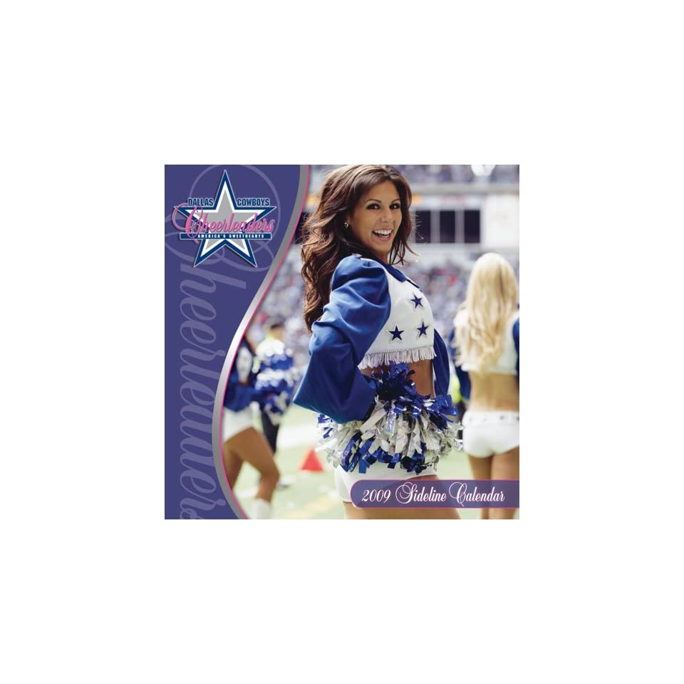 Dallas Cowboys NFL Mini Wall Calendar