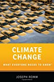 img - for Climate Change: What Everyone Needs to Know  book / textbook / text book