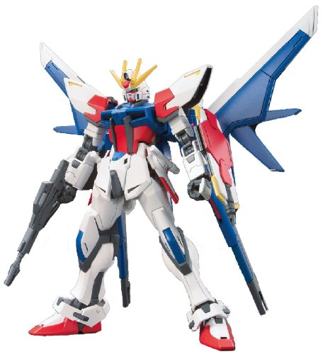 Buy Discount Bandai Hobby HGBF Strike Gundam Full Package Model Kit, 1/144 Scale
