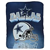"Dallas Cowboys light weight 50"" x 60"" Fleece Blanket"