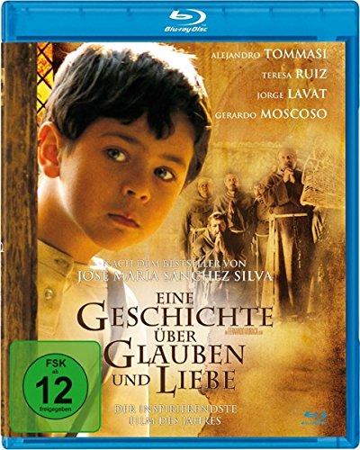 Eine Geschichte über Glauben und Liebe [Blu-ray]