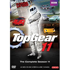 Top Gear: The Complete Season 11 movie