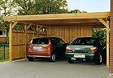 Skan Holz Carport Holstein 558 x 554 cm kdi