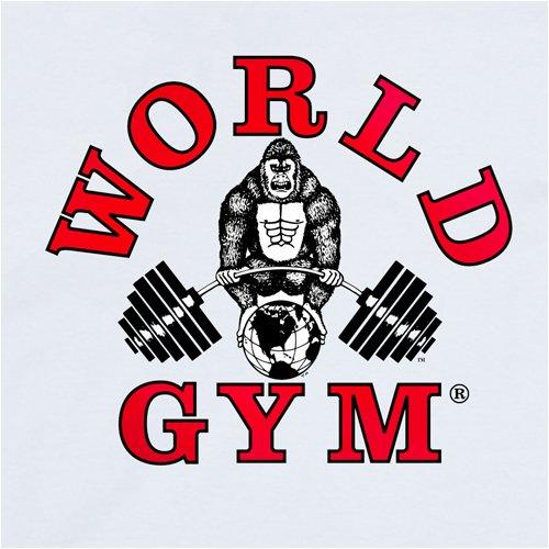 TS-01 World Gym Classic Logo Tee Shirt - Buy TS-01 World Gym Classic Logo Tee Shirt - Purchase TS-01 World Gym Classic Logo Tee Shirt (World Gym, World Gym Shirts, World Gym Womens Shirts, Apparel, Departments, Women, Shirts, T-Shirts)