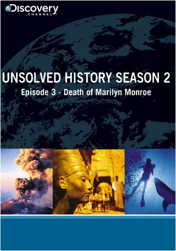 Unsolved history season 2 episode 3 death of marilyn monroe