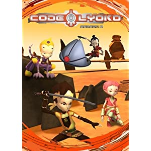 Code Lyoko Season 2:  Episodes 32 - 36 movie
