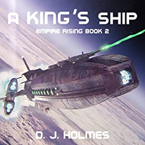 A King's Ship Audiobook