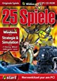 25 Spiele - Strategie & Simulation