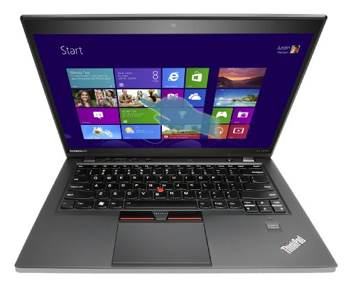 Lenovo ThinkPad X1 Carbon 14-Inch Touchscreen Laptop (Black)3444CUU