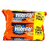 McVities Chocolate Hob Nobs Twin Pack 600g
