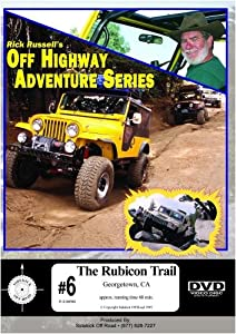 #6 The Rubicon Trail