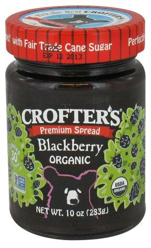 Crofter's Organic - Premium Spread Organic Blackberry