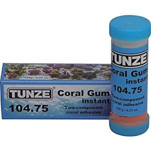 Coral Gum Instant 120gm Coral Adhesive