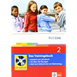 Red Line. Unterrichtswerk fr Realschulen: Red Line 2 - Das Trainingsbuch 6. Klasse: BD 2von &#34;Frank Ha&#34;