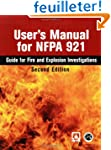 User's Manual for Nfpa 921