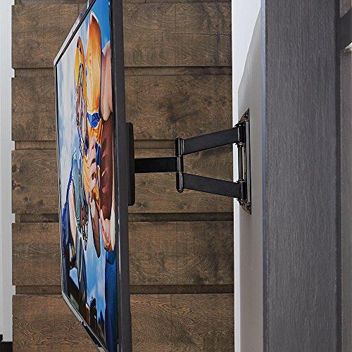 Echogear Full Motion Articulating Tv Wall Mount Bracket For Most 37
