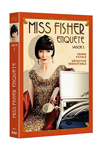 Miss Fisher Enquête - Saison 3