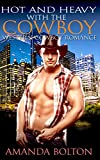 ROMANCE: Hot and Heavy with the Cowboy (Nurse First Time Short Stories)
