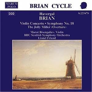Violin Concerto / Symphony 18