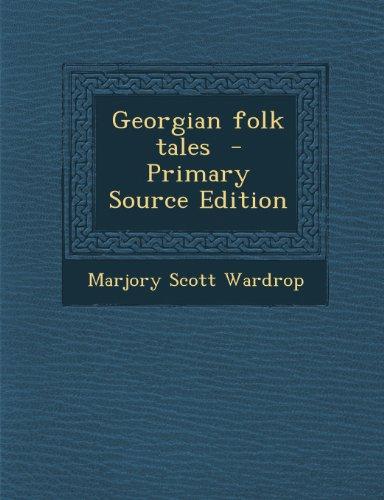 Georgian Folk Tales