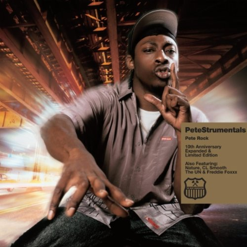 Pete Rock   PeteStrumentals (10th Anniversary Edition) 2CD 2011