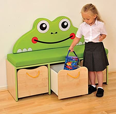Nature Small Storage/Seating Unit Frog