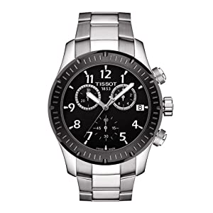 Tissot Mens V8 Watch T039.417.21.057.00