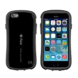 iFace First Class Slim Fit Dual Layer Hard Back Protective Case Cover for iPhone 6s / 6 (Black)