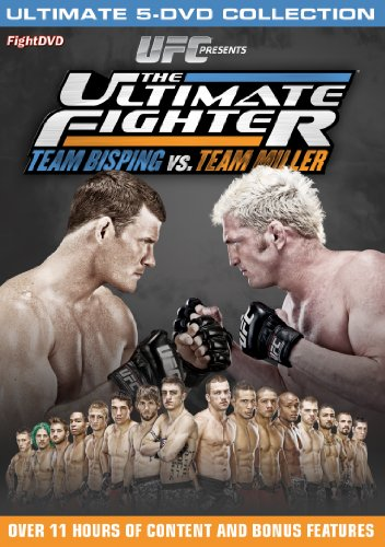 UFC: The Ultimate Fighter - Series 14 - Team Bisping vs Team Miller [DVD]