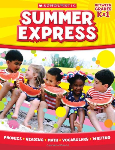Summer Express Between Kindergarten and First Grade