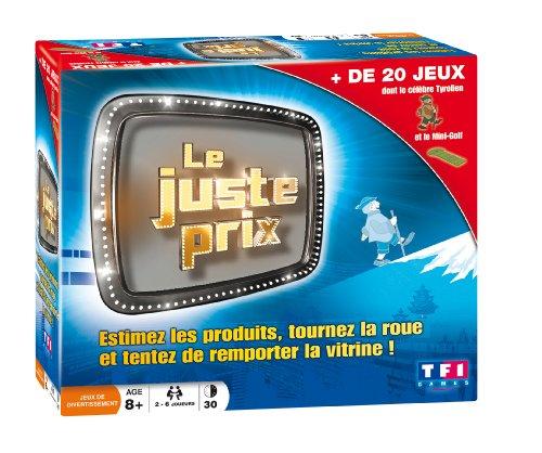 Tf1 Games - Juego de tablero (versión en francés)