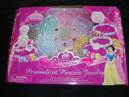 Disney Personalized Princess Jewelry