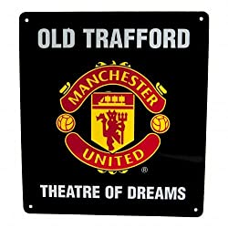 Manchester United F.C. Window Sign SQ