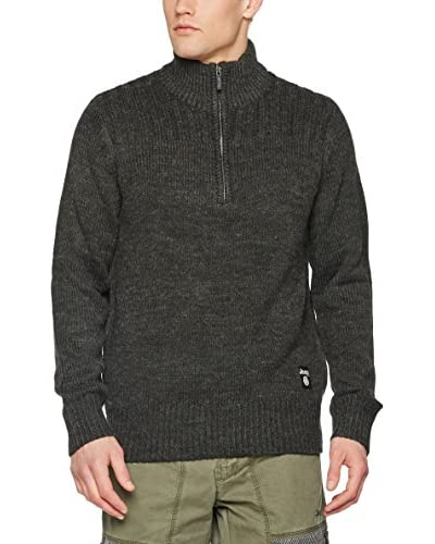 Jeep Jersey O100428 Gris Oscuro