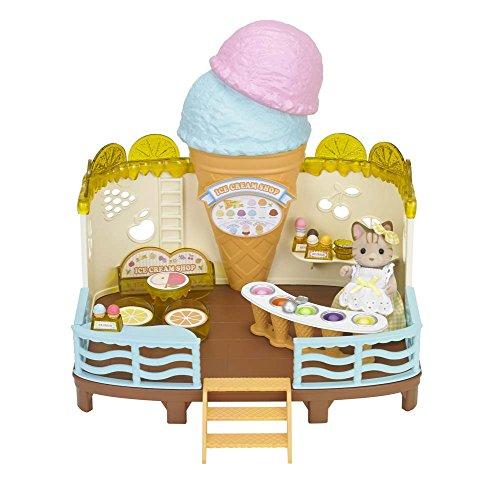 Calico Critters Seaside Ice Cream Shop (Calico Critters Ice Cream Truck compare prices)