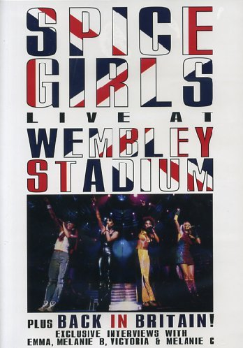 Live At Wembley Stadium [DVD] [2008]