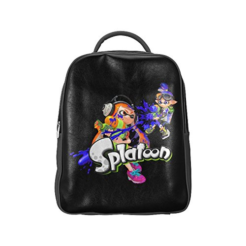 LJSWG Cool Splatoon Game Unisex School High-grade PU Leather Backpack Bag Shoulder Bag (Xbox One Kirby compare prices)