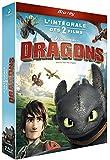 Dragons : la collection ultime - Dragons & Dragons 2 [Blu-ray]