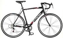 5c5e2c58257 Buy Schwinn Men's Phocus 1400 700C Drop Bar Road Bicycle, Black, 18-Inch?