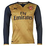 2015-2016 Arsenal Puma Away Long Sleeve Shirt
