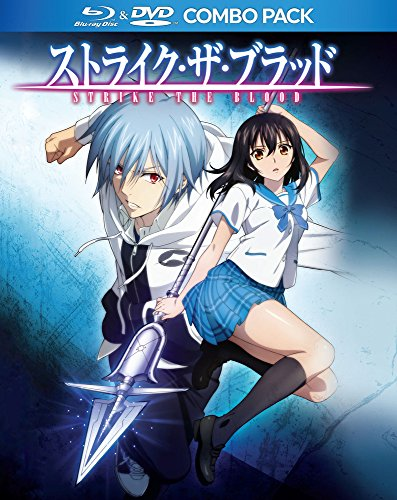 Strike the Blood DVD/BD TV Series Collection [Blu-ray]